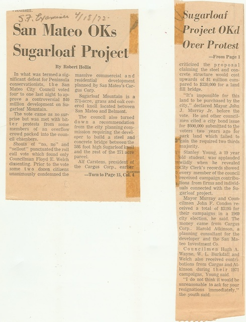 1972 sugarloaf save 1